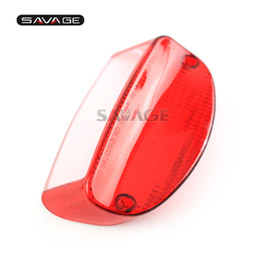 Wholesale Cover For Motorcycle Honda - Rear Taillight Tail Glass Light Lens Cover For HONDA CBR1100XX CB600F HORNET CB250F X ELEVEN VT1100 VT600 SHADOW Motorcycle