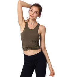 1edbd8cc13e28 Women s sports underwear sport bra yoga bra fitness training suit ladies  running vest women s backless sports wear for women gym