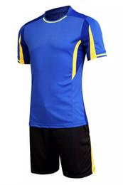 nuevas camisetas de fútbol de llegada Rebajas Nueva llegada Soccer Jersey Set Hombres High qualition Juego de entrenamiento de fútbol Transpirable manga corta Rrainning Set