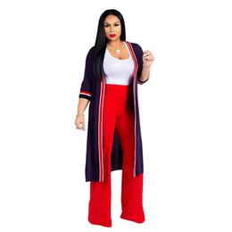 cfaaf0e2e24 2018 Autumn Winter tracksuit Office Overalls fashion sexy women set Coat+top +pant 3 pieces suits Jumpsuit casual nightclub