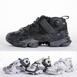 pompe per gli uomini Sconti 2019 nuovi originali x vetements 17 congiuntamente pompa sneakers geneticamente modificati uomo donna casual inflazione scarpe casual taglia 36-44