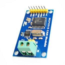 module spi Coupons - MCP2515 CAN Bus Module TJA1050 Receiver SPI Module For 51 MCU ARM controller