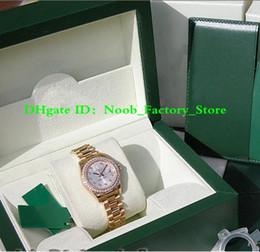 relojes amarillos Rebajas Movimiento automático de ventas en la fábrica. 26MM DAMA PRESIDENTE DEL DATEJUST DIA DE JARDÍN DE 18 K YELLOW SILVER GOLD SILVER # 179138 con estuche original Reloj Diving