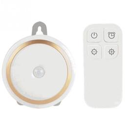 Deutschland USB lade drahtlose fernbedienung LED nachtlicht Kreative schlafzimmer smart licht Home flur schrank bequem fernbedienung nachtlicht Versorgung