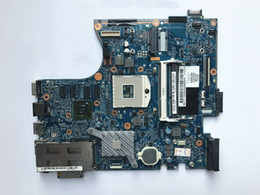 Wholesale Hp Motherboard Support - High quality for HP Probook 4520S 4720S Laptop motherboard 633551-001 48.4GK06.0SD HM57 PGA989 DDR3 HD6370 1GB Fully tested