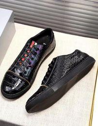 Wholesale Heels Caps - Luxury Designer Cheap men casual Leisure shoes,handmade fashion Leisure shoes comfortable breathable men shoes, Sneakers size:38-45