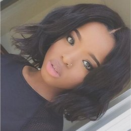 Discount Black Women Middle Part Bob Hairstyles Middle Part Bob
