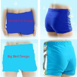 Wholesale baby boy shorts plaid pants - Summer Boys Swim Trunks Children Swimsuit Cartoon Kids Swimwear Pant Baby Boy Swimming Trunk Beach Shorts 2-10 Years