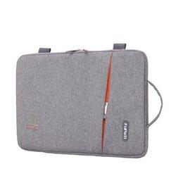 Wholesale Macbook Pro 15 Shoulder Bag - Portable Shoulder For macbook air 13 bag Laptop bag case 12 13.3 14 15.6 inch For Macbook pro 15 retina pro 13 case