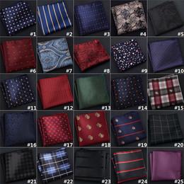 reine lila brautkleider Rabatt Art- und Weisepolyester-kleiner quadratischer Schal-Weinlese-gestickte Muster-Männer Taschen-Tuch-Männer und Damenmode-Taschentuch-Zusätze H0060