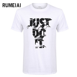 Wholesale Funny Drives - DRIFT X MIKE T Shirt Just Do It Car JDM Gym Casual Tee Drive Skid Funny Cheap Sale 100 % Cotton T Shirts for Boys men women