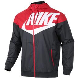 131c9230298 Brand Design Men s Jackets Big N Letter Printed Jackets Long Sleeve Autumn  Hooded Windbreak Jogger Sportswear Loose Sport Suits for Men