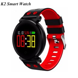 Wholesale calories watch heart rate - K2 Smart Watch 30-day Long Standby OLED HD Color Display Sleep Heart Rate Blood Pressure  Oxygen Calories Monitor Remote Camera Sport Watch