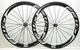jantes en carbone en forme de u Promotion FFWD 700C 50mm profondeur 25mm largeur vélo de route