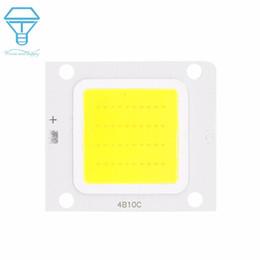 Wholesale diy high powered led bulb - 20W 30W 50W 70W High Power LED Chip COB LED SMD diodes For Floodlight Spotlight Bulbs Flip chip For DIY 30-34V