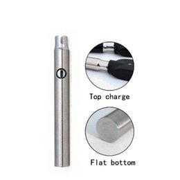 Wholesale Battery C4 - Original Max Preheat Battery C4-A 380mah Variable Voltage USB Charging Vape Battery vape Pen batteries e cigarettes for Liberty Tank