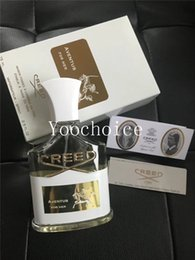 Wholesale female smell - High Quality Creed aventus For Her 75ml Woman Girls Perfume with long lasting time good smell High fragrance capactity
