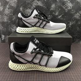 598cec877aac4 2018 Futurecraft Y-3 Runner 4D Alphaedge Asw Y3 Running Shoes Mens Outdoor  Sport Jogging Shoe Designer Sneakers Top Quality with original Bo