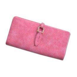 2018 nuove donne in pelle foglia lungo portafoglio femminile portamonete cambiamento chiusura borsa borsa dei soldi titolari di carta portafogli e portamonete donna cheap clasps for purses da fermagli per borse fornitori