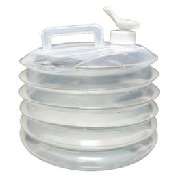 Réservoir pliant de stockage de seau de transport de seau de récipient d'eau, 10L ? partir de fabricateur
