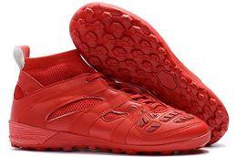 92ffbe036451 2018 new Soccer Cleats Predator Accelerator DB David Beckham Capsule FG  Predator Accelerator DB TF Mens Soccer Shoes Outdoor Football Boots