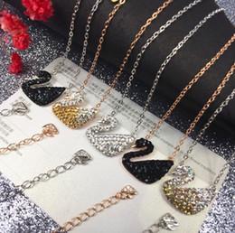 maglioni all'ingrosso per gli uomini Sconti Hot moda donna gioielli collane s925 argento sterling ciondolo ciondolo collane design famoso catena Clavicular marchio di lusso con scatole di marca
