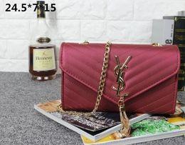Женщины называют сумки онлайн-Новые стили известный дизайнер фирменный знак Моды кожаные сумки женщин тотализатор сумки на ремне Леди кожаные сумки сумки кошелек size24.5*7 * 15cm