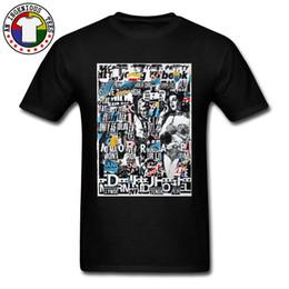 Wolken-Punkretro-Plakat-Bild-Druck-T-Shirt Pin herauf Sex-sexy Mädchen-Bikini-Neuheit großes T-Shirt für erwachsene Mode-Oberseiten-T-Shirt von Fabrikanten