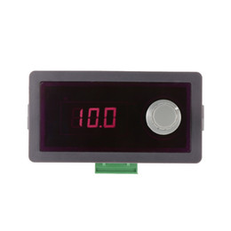 Controladores analógicos online-Kit de generador de señal analógica de 0-10 V 0-10 V Módulo de fuente de señal 0-10 V Kit de simulación de voltaje del medidor con pantalla LED