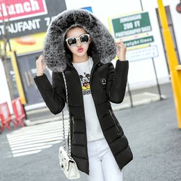 Wholesale Thick Warm Cheap Winter Coat - Cheap wholesale 2017 new Autumn Winter Hot selling women's fashion casual warm jacket female bisic coats J27-17803Z