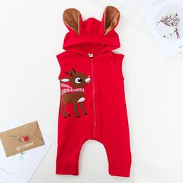 8f6e43407 Boys Christmas Rompers Canada