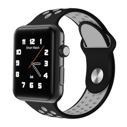 Детские часы для сна онлайн-2018 Smart Watch DM09 Plus Bluetooth шагомер сна монитор Smartwatch сидячий пульт дистанционного сенсорный экран часы для IOS Android