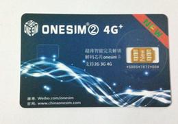 Free DHL Onesim Débloquez la carte Gold Plug and Play pour ios 12.X US / Mobile, ATT Canada Fido Bell etc. Menu contextuel automatique ? partir de fabricateur