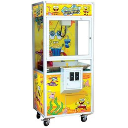 Wholesale Claw Machines - Singapore Coin Operated Arcade Game Machine Doll Claw Cranes Machine For Malls