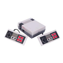 Jeux vidéo de télévision en gros en Ligne-Livraison Gratuite En Gros vente chaude Mini TV Jeu Console Vidéo De Poche pour NES jeux consoles avec boîte de détail DHL