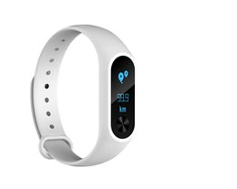xiaomi m2s Promo Codes - 696 M2S 0.86inch OLED display Heart Rate Monitor Smartband Health Fitness Tracker For HuaWei Xiaomi Android &iOS