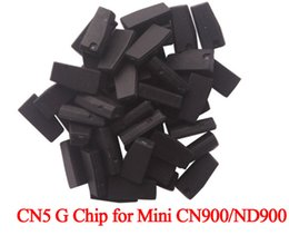 Wholesale toyota blank key chip - 10pcs lot YS31 CN5 for Toyota G Chip Used for MINI CN900 and MINI ND900 Transponder Chip Car Key Blank Chip