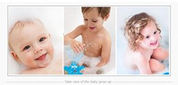 Wholesale wash shampoo - Baby Silicone Washing Brush Bathing Shampoo Lathers Tools Baby Face Body Clean Brush 3Colors Infants Massage Tools Soft Safe 200pcs
