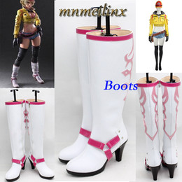 Final Fantasy Xiv Ff Male Miqo/'te Cosplay Costume Boots Boot Shoes Shoe UK