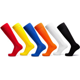Wholesale Adult Ski Camps - 2018 The new adult thickened anti-skid football stockings quality assurance for high-quality socks breathable and perspiration hosiery