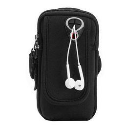 Telefonarmgürtel online-Armband für iphone 5 5 s se 6 6 s 7/7 plus gym sport lauf armband telefon case abdeckung tasche gürtel handschlaufe wasserdicht handy arm