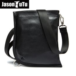 699ac6944cad 2019 сумка на палубе JASON пачка 2017 роскошные мужчины сумка 100%  натуральная кожа мужчины сумки