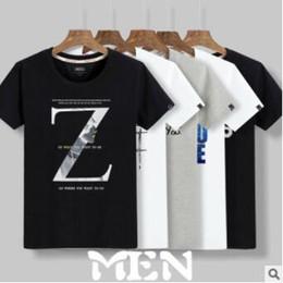 T-shirt à manches courtes pour hommes en coton pour hommes occasionnels ? partir de fabricateur