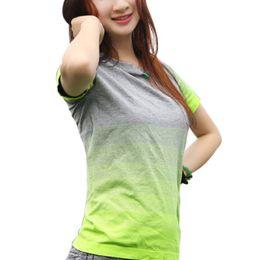 Argentina Camiseta de secado rápido para mujeres Tops de manga corta casual Nuevo H7 cheap quick drying t shirts Suministro