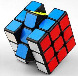Rubics Cube 5.7*5.7CM Rubix Cube Magic Cube Rubic Square Mind Game Puzzle for Kids DHL Shipping