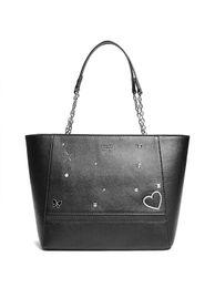 Wholesale Media Diamond - new arrival fashion women shoulder bag pu leather brand Handbag totes Love Diamond NWT Colors BAG123