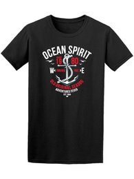 Морские собаки онлайн-Ocean Spirit Sea Dog Adventures Men's Tee -Printed Summer Style Male Harajuku Fitness Brand Clothing Men T Shirt Novelty O-Neck Tops