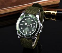 Wholesale Big Wristbands - Quartz Big Bang hot man date brand new Nylon Wristband Mechanical cheap High quality master men watch luxury sports Men's Watches AAA #005