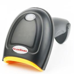 Wholesale Usb Qr Code Scanner - ScanHome Supermarket Handheld 2D Code Scanner Bar Code Reader QR Reader USB ZD5800 2D Bar scanner