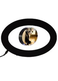 Mode Kunststoff Magnetic Floating Bild Bilderrahmen Home Office Decor Suspension Bilderrahmen Geburtstagsgeschenk New Dropshipping von Fabrikanten